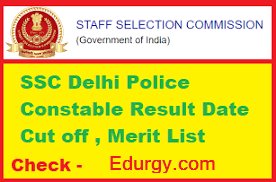Delhi Police Constable Result 2021 Out 67740 Candidates Shortlisted