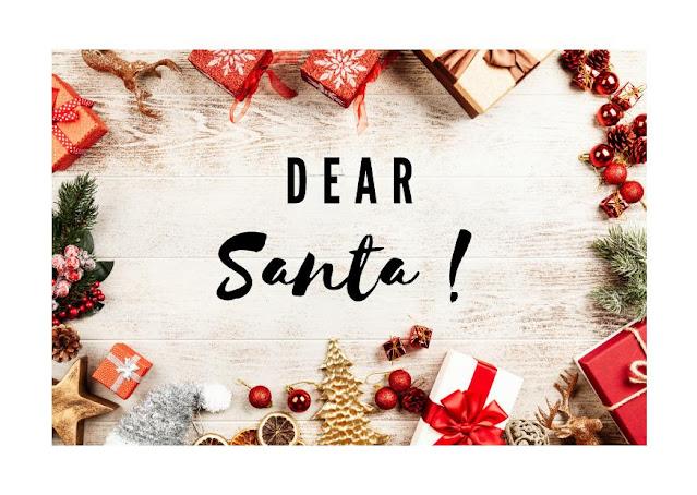 1 #Blogmass, Dear Santa, Moja  świąteczno-mikołajowo-urodzinowa-wishlista