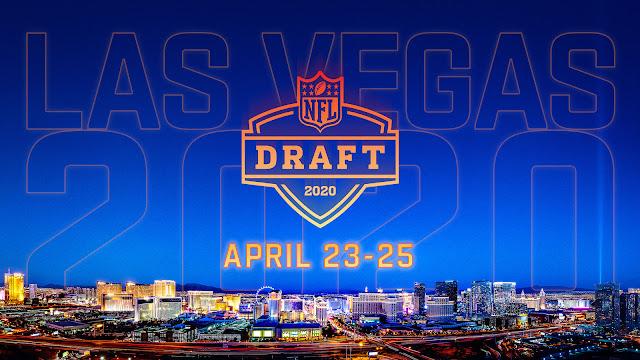 FÚTBOL AMERICANO - NFL Mock Draft 2020