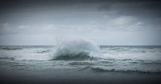 Stormy Sea - Photo by Alexandre Brondino on Unspla