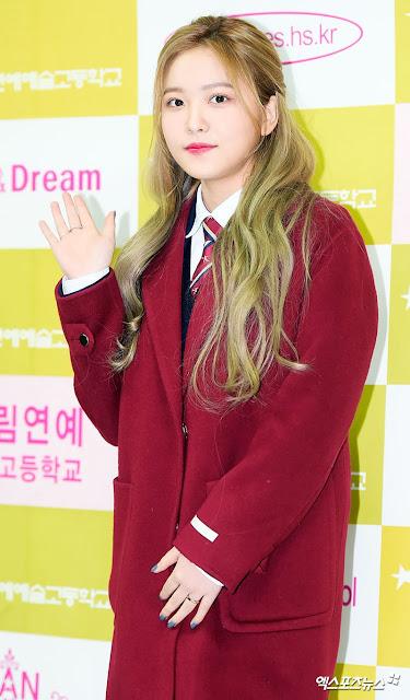 Hanlim Multi Art Yeri Red Velvet