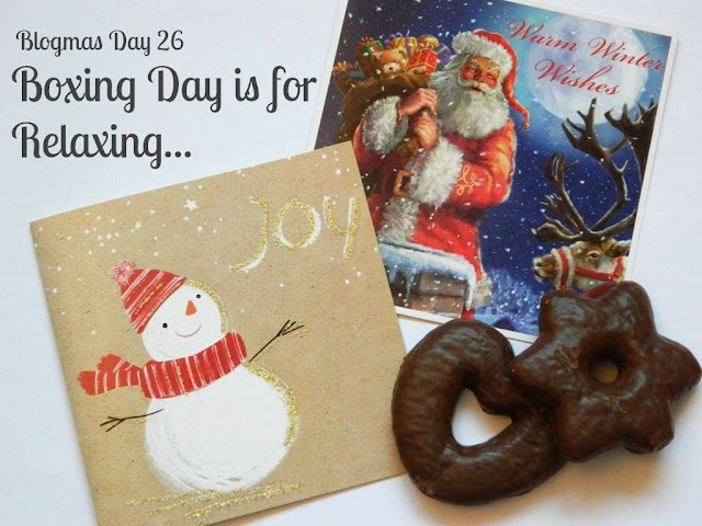 Blogmas Day 26 Boxing Day
