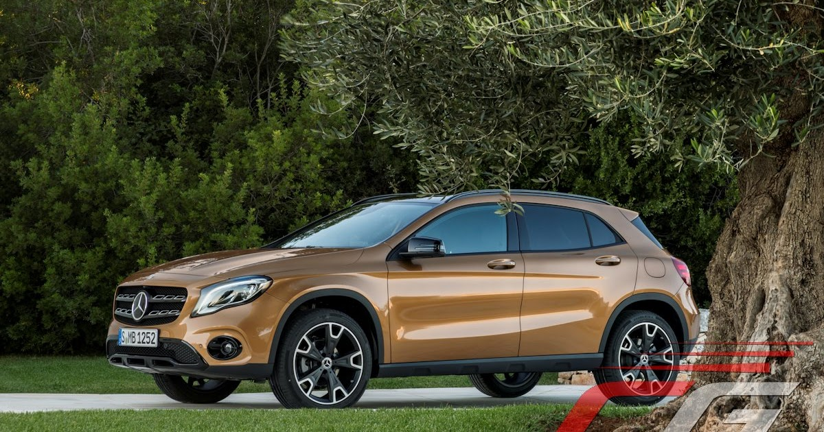 Mercedes benz philippines launches the 2018 gla class for Mercedes benz philippines