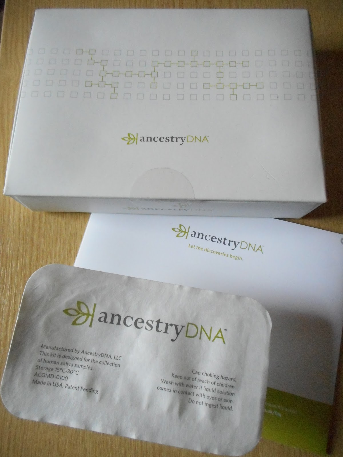 The genes blog confusion and joy from ancestrydna test results ancestrydna matches my results to others in its database who share parts of my autosomal dna which is inherited from both parents fandeluxe Choice Image