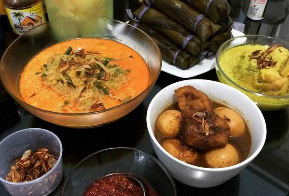 Resep Lontong Sayur Betawi(cookpad.com)