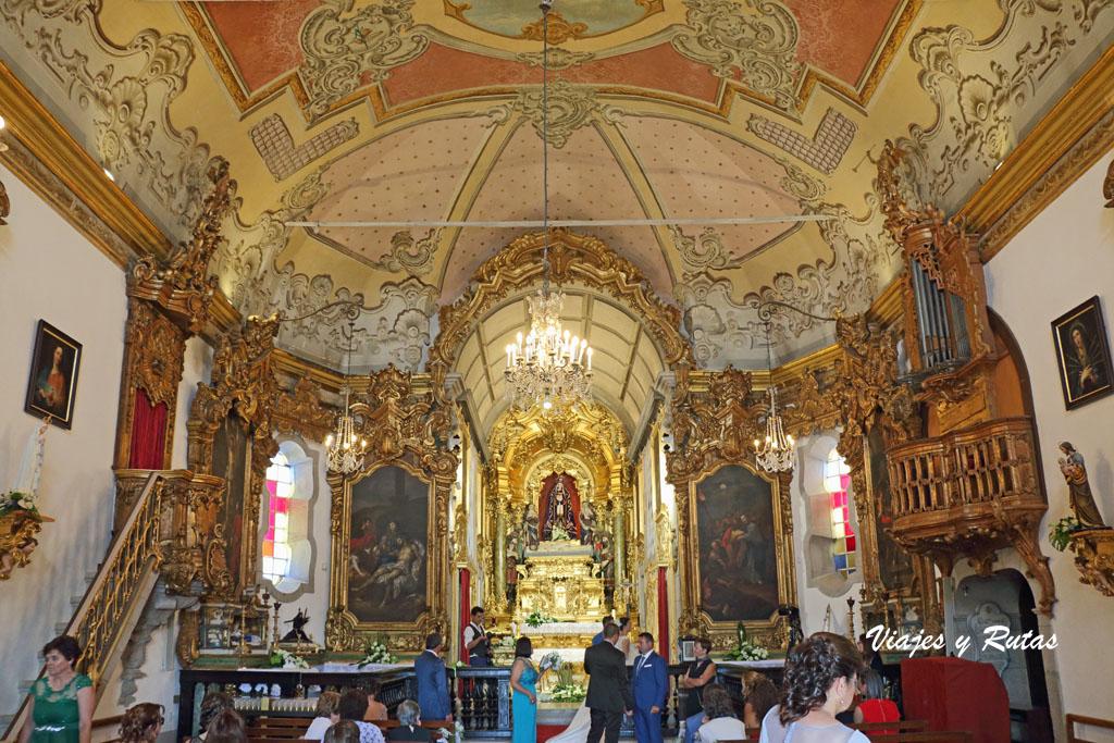 Santuario de la Virgen de la Agonía, Viana do castelo