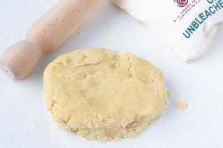simple plain pastry