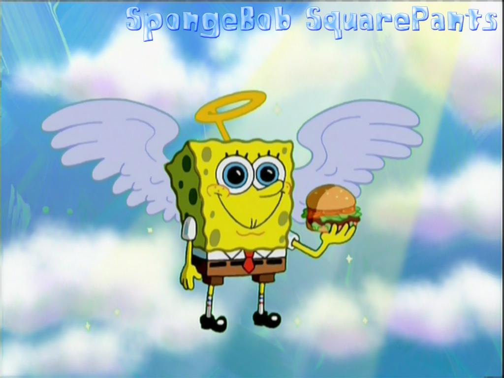 American top cartoons: Spongebob squarepants