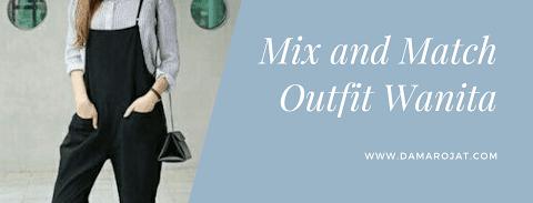 Mix and Match Outfit Wanita untuk Nongki Cantik Bareng Teman, Dari yang Feminin Hingga Casual!