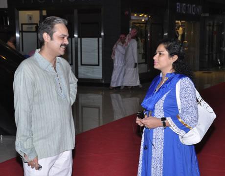 Asim Qureshi & Sania Saeed