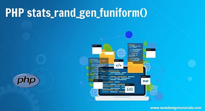 PHP stats_rand_gen_funiform() Function