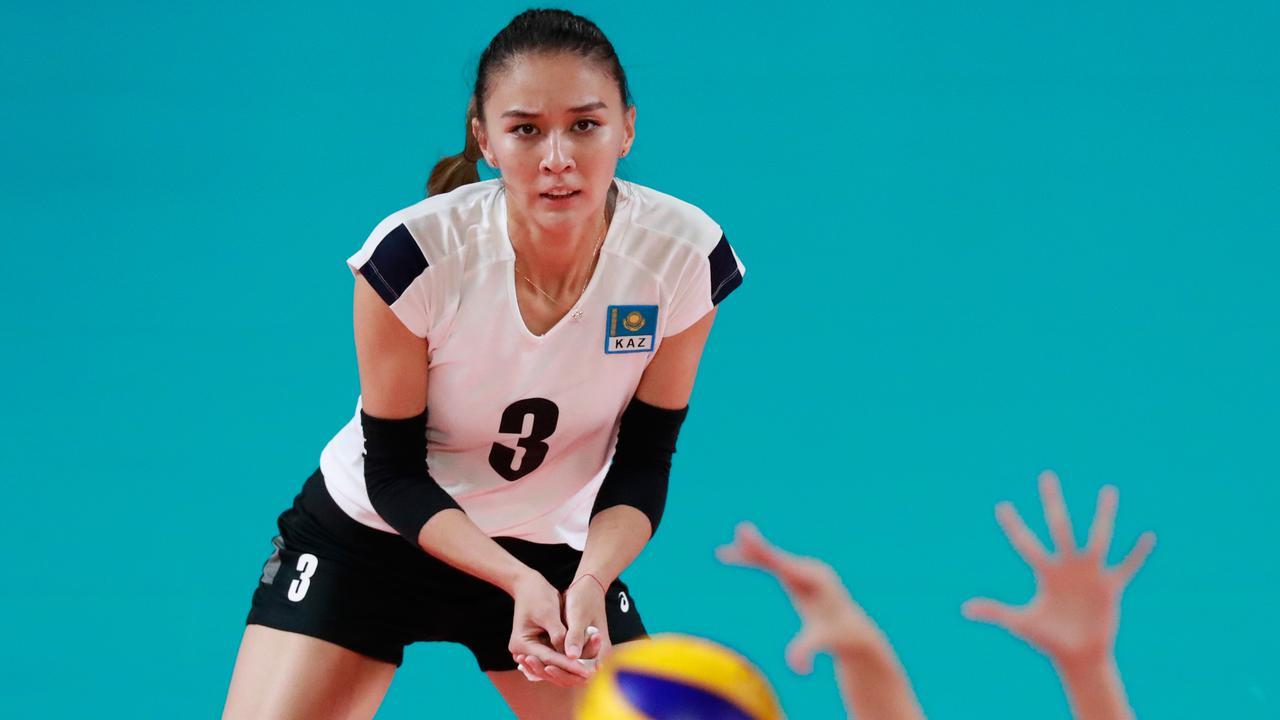Sana Anarkulova Pemain Bola Voli Kazakhstan Profil Atlet Olahraga Dunia