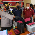 Polisi Cianjur Bekuk Pemalsu Surat Test Swab Antigen, Ternyata Pegawai Dinkes Cianjur