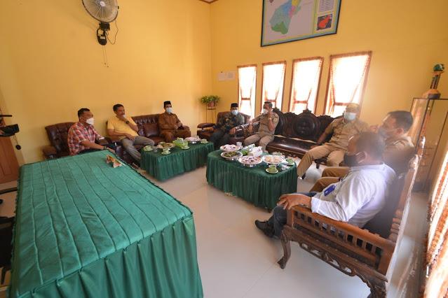 Desa Puncak Menjadi Peserta Pertama yang Dinilai Dalam Lomba Desa