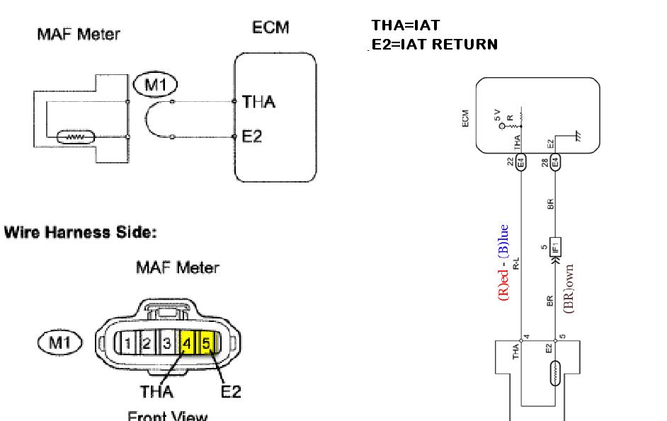 20012012 honda civic iat sensor maf sensor location pinout wiring