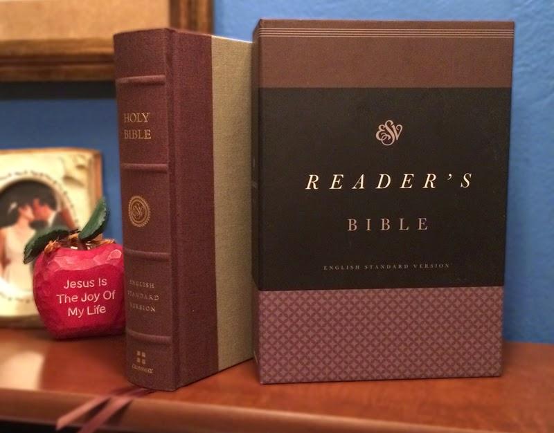 My Favorite Bible Reading Plan