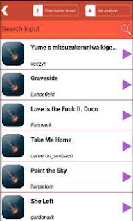 Aplikasi Download MP3 Gratis Mp3 Music Downloader