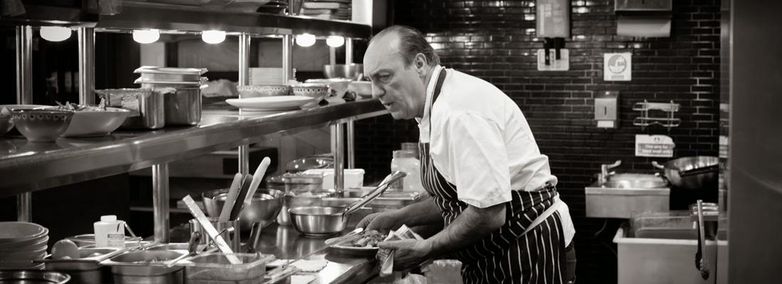 Gennaro Contaldo Cooking Masterclass