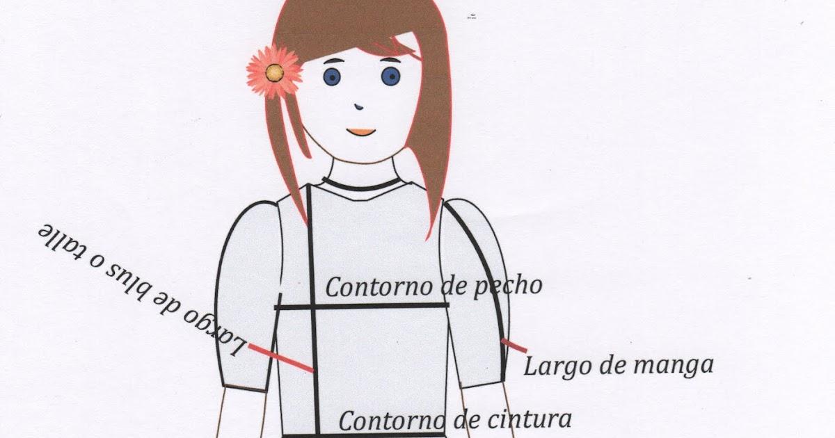 4d06493b3 Tabla de medidas para niñas