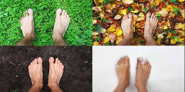 10 Incredible Benefits of Walking with Bare Feet