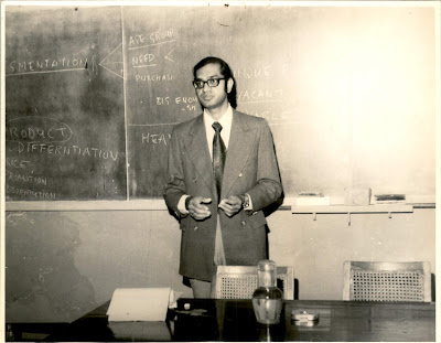 Labdhi Bhandari in an MEP classroom