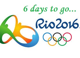 It's Rio 2016