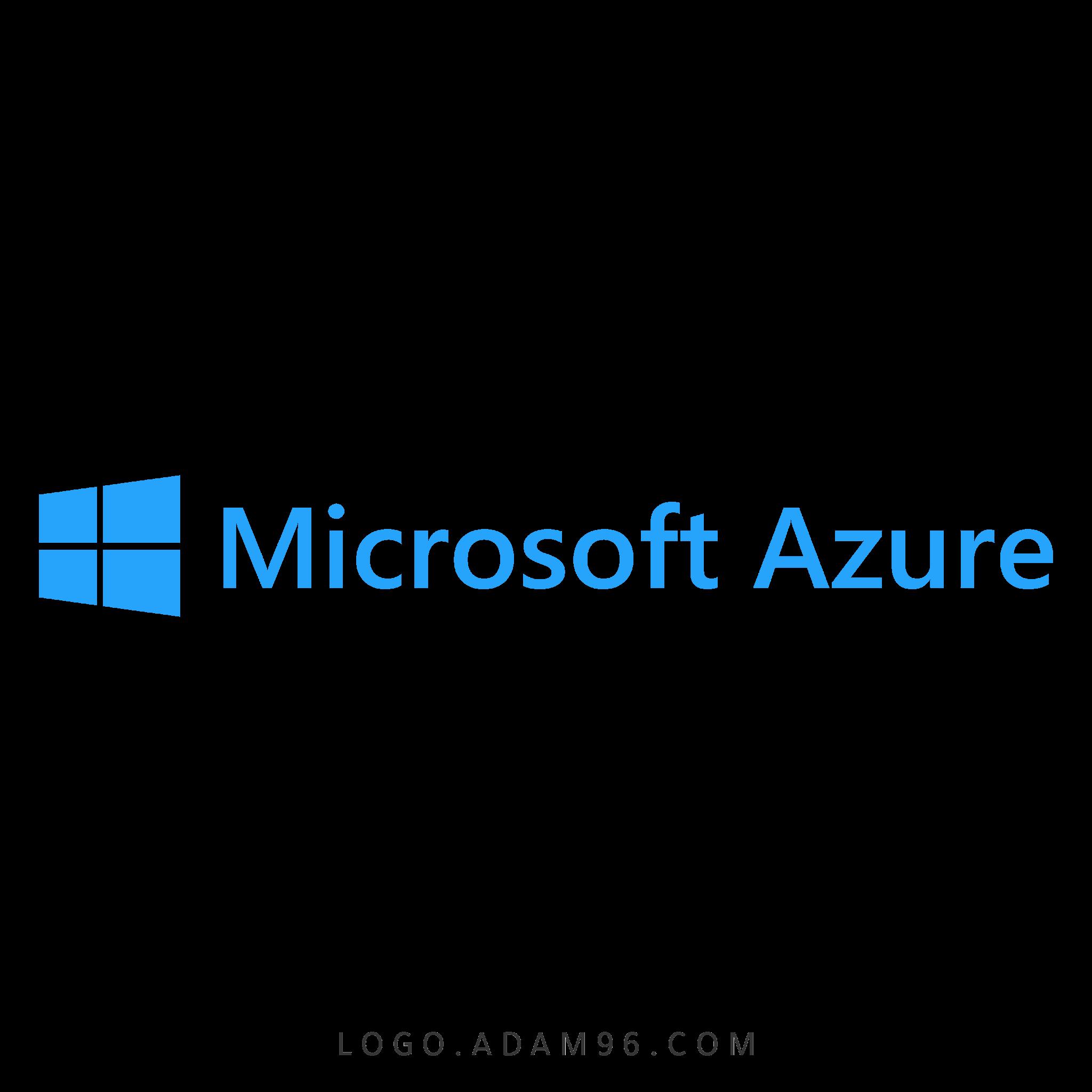 تحميل شعار مايكروسوفت أزور | Logo Microsoft Azure