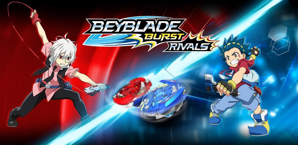 لعبة beyblade burst rivals مهكرة