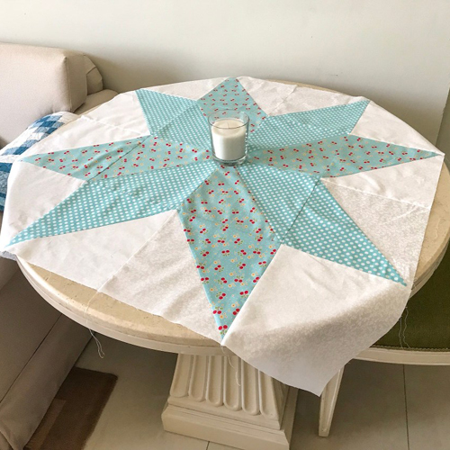 Quick Star Quilt - Tutorial