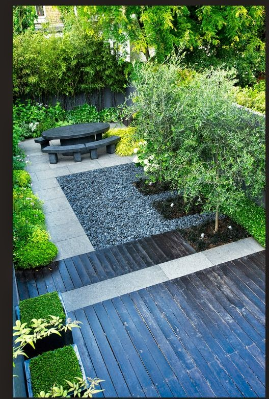 City Garden Design Ideas: Style And Design : Miniature Exotic Gardens 10 Inspiring
