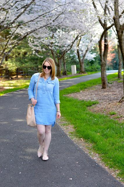 spring-chambray-dress
