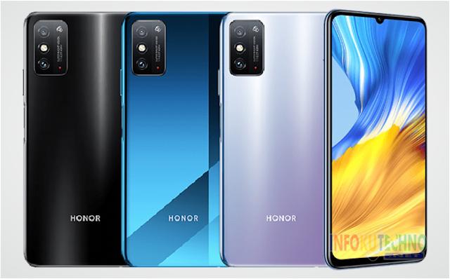 Honor X10 Max 5G Full Spesifikasi & Harga Terbaru