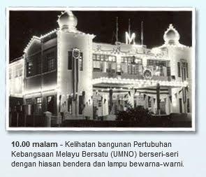 Sambutan Ambang Kemerdekaan 1957