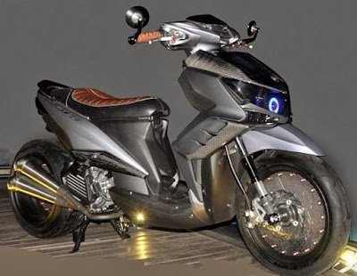 Top modifikasi mio xeon gt 125