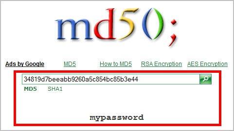 Cara Hack Facebook dengan Md5