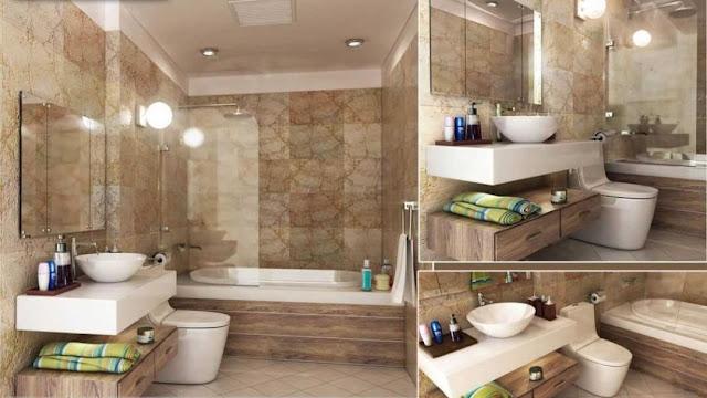 Bathroom Free Sketchup Interior Scene, sketchup models , 3d model sketchup , free sketchup models , 3d rendering , 3d modelling , sketchup vray render