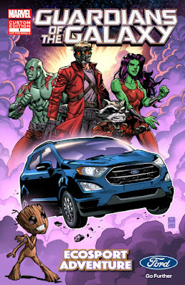 "Ford EcoSport - Official Vehicle of ""Guardians of the Galaxy Vol. 2"