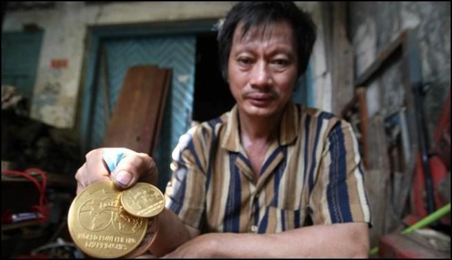 5 Kisah Nasib Mantan Atlet Indonesia Yang Jadi Orang Terlupakan