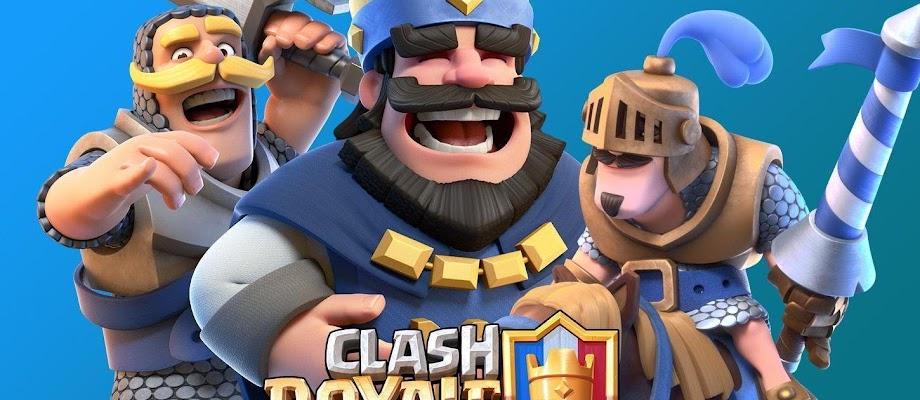 Download Clash Royale Mod Apk | Unlimited Gems+Coin