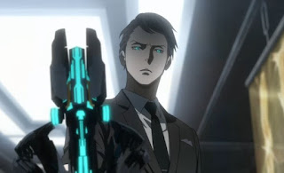 Psycho-Pass 3 Episodio 02