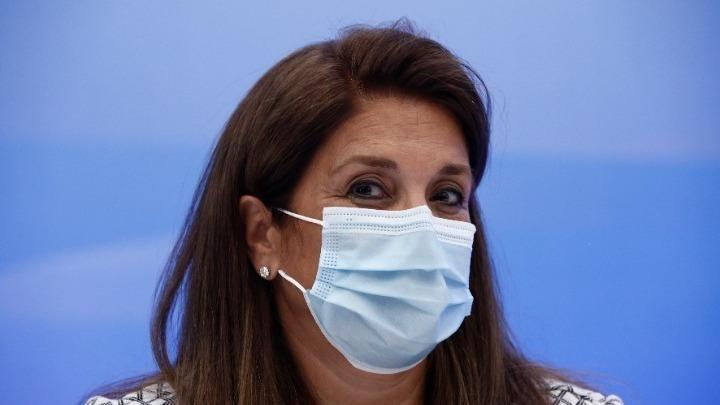 Παπαευαγγέλου: Εκπαίδευση των παιδιών για τη σωστή χρήση μάσκας