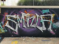 Canberra Street Art   Phillip Free Graffiti Zone