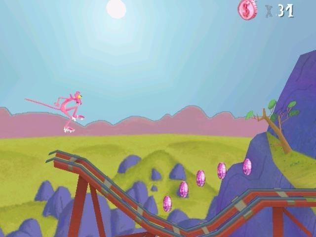 Pink Panther Pinkadelic Pursuit Pc Game Game Maza