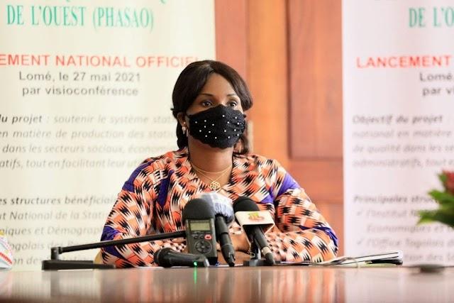 Lancement national du Projet d'harmonisation et d'amélioration des Statistiques en Afrique de l'Ouest