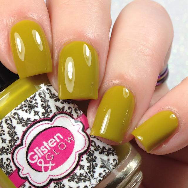 Glisten & Glow-Hello Gourd-geous!