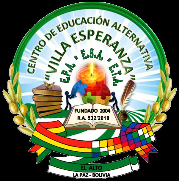 """Centro de Educación Alternativa """"Villa Esperanza"""" (El Alto)"""