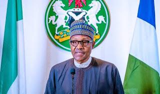 Buhari address Nigerians on COVID-19