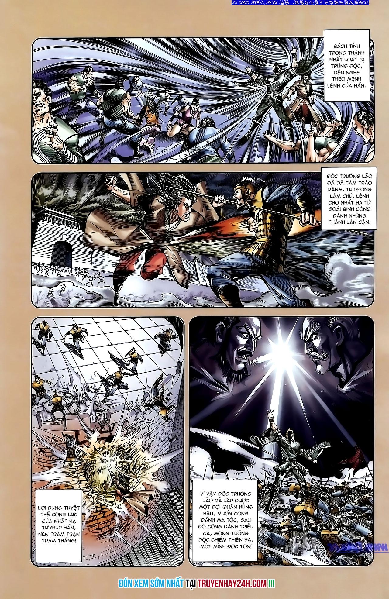 Cơ Phát Khai Chu Bản chapter 138 trang 30