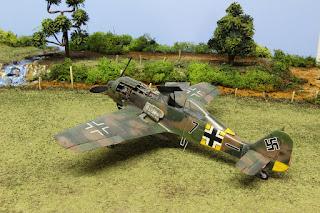 Fw 190 A-5 d'Eduard au 1/48.