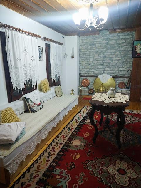 Inside Castle Hotel, Gjirokaster, Albania